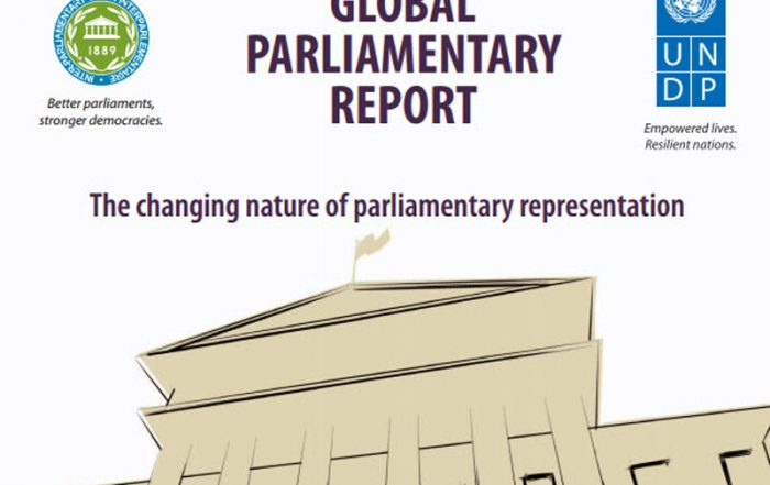 Global Parliamentary Report (2012)