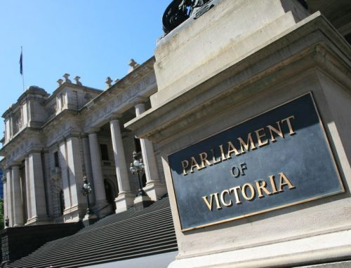 Support to Fiji Whips in Collaboration with the Parliament of Victoria